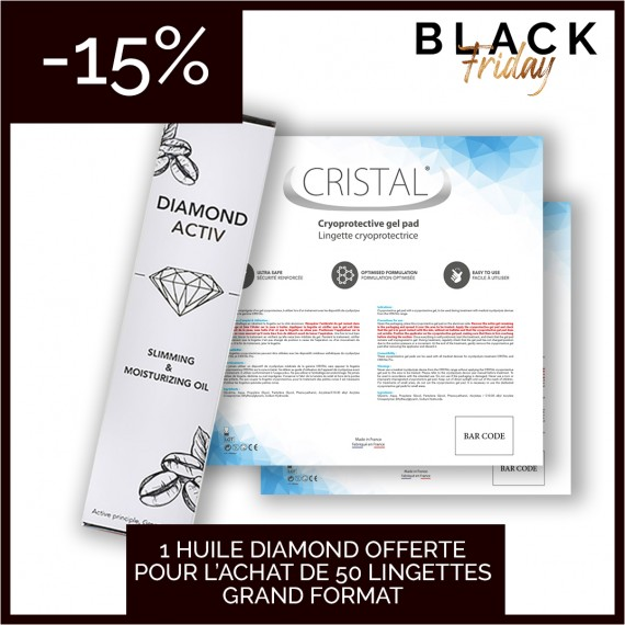 BLACK FRIDAY - Lingettes...